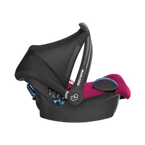 MAXI-COSI CABRIOFIX Babyschale  Frequency Pink 3