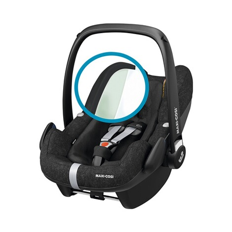 Maxi-Cosi  Pebble Plus i-Size Babyschale  nomad black 4
