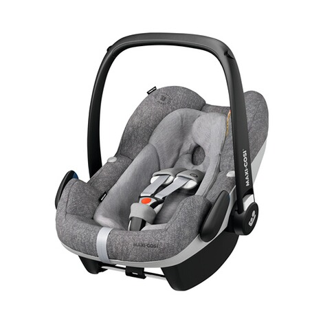 Maxi-Cosi  Pebble Plus i-Size Babyschale  nomad grey 1