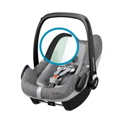Maxi-Cosi  Pebble Plus i-Size Babyschale  nomad grey 4
