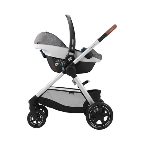 Maxi-Cosi  Pebble Plus i-Size Babyschale  nomad grey 11