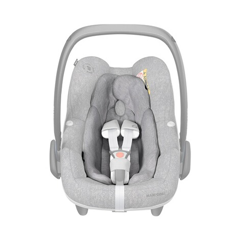 Maxi-Cosi  Pebble Plus i-Size Babyschale  nomad grey 9