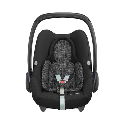 Maxi-Cosi ROCK i-Size Babyschale  Black Grid 3