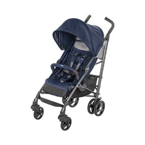 Chicco  Lite Way³ Buggy mit Liegefunktion  india ink 1