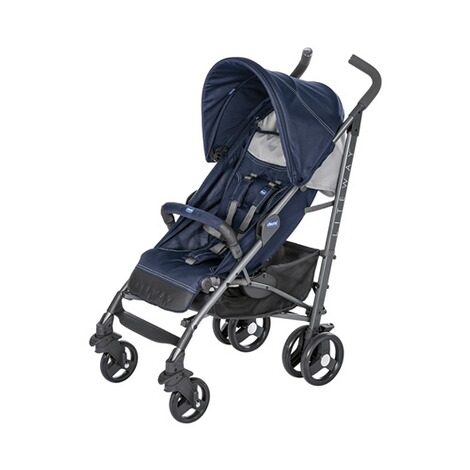 Chicco  Lite Way³ Buggy mit Liegefunktion  india ink 2