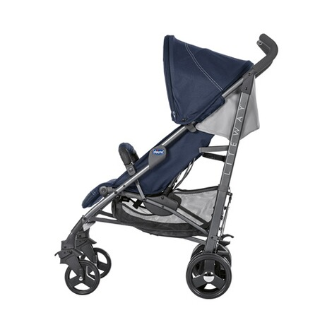 Chicco  Lite Way³ Buggy mit Liegefunktion  india ink 3