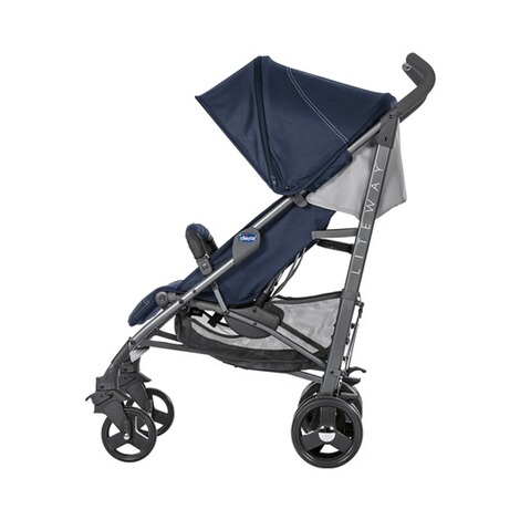 Chicco  Lite Way³ Buggy mit Liegefunktion  india ink 4