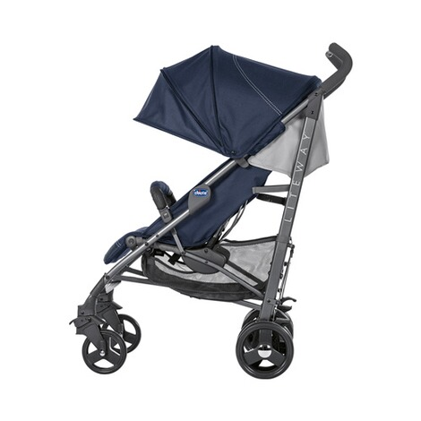 Chicco  Lite Way³ Buggy mit Liegefunktion  india ink 5