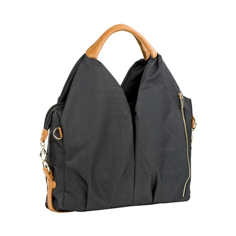 Lässig GREEN LABEL Wickeltasche Neckline Bag  denim black 2