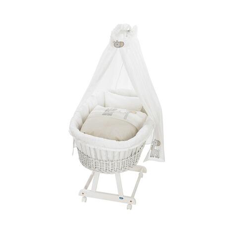 alvi stubenwagen mit ausstattung birthe 80x46 cm online kaufen baby walz. Black Bedroom Furniture Sets. Home Design Ideas