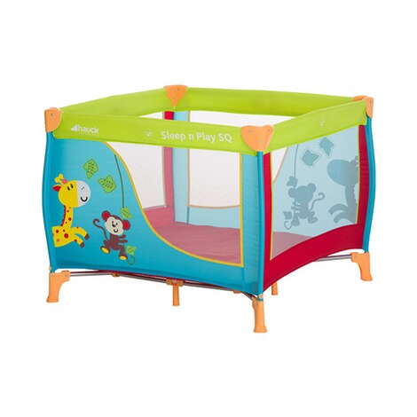 Hauck  Sleep'n PlaySQ Laufgitter  Jungle Fun 1
