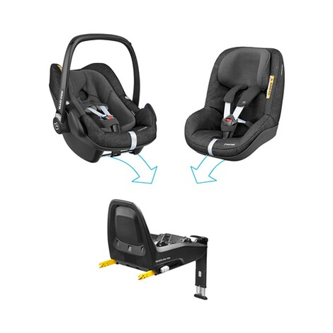 Maxi-Cosi  Isofix-Base FamilyFix One i-Size für Rock, Pearl Smart, Peal One i-Size 5