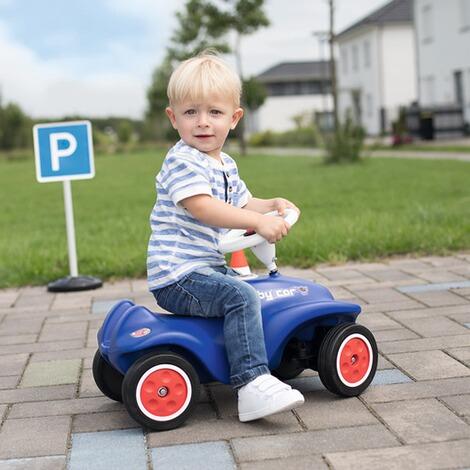 big new bobby car royalblau online kaufen baby walz. Black Bedroom Furniture Sets. Home Design Ideas
