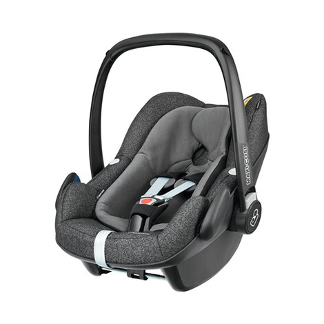 Maxi-Cosi  Pebble Plus i-Size Babyschale  triangle black 1