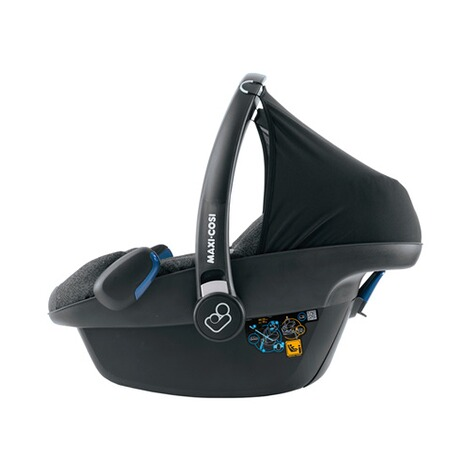 Maxi-Cosi  Pebble Plus i-Size Babyschale  triangle black 3
