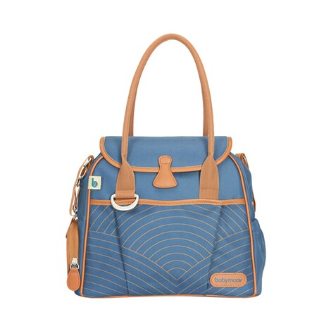 Babymoov  Wickeltasche Style Bag  blue navy 1