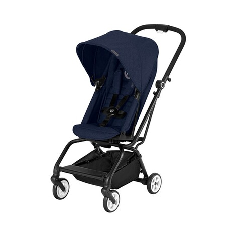 Cybex GOLD Eezy S Twist Buggy mit Liegefunktion  Denim Blue 2