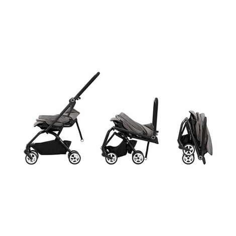 Cybex GOLD Eezy S Twist Buggy mit Liegefunktion  Manhattan Grey 4