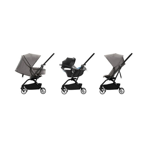 Cybex GOLD Eezy S Twist Buggy mit Liegefunktion  Manhattan Grey 6