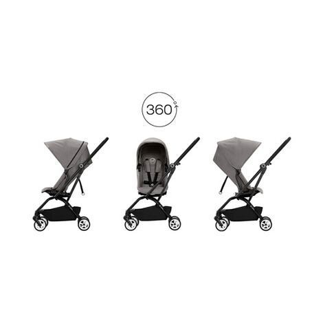 Cybex GOLD Eezy S Twist Buggy mit Liegefunktion  Manhattan Grey 3