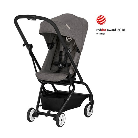 Cybex GOLD Eezy S Twist Buggy mit Liegefunktion  Manhattan Grey 1