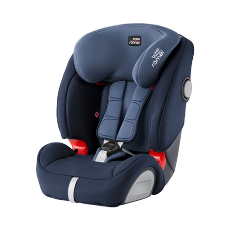 Britax Römer  Evolva 123SL SICT Kindersitz  moonlight blue 1