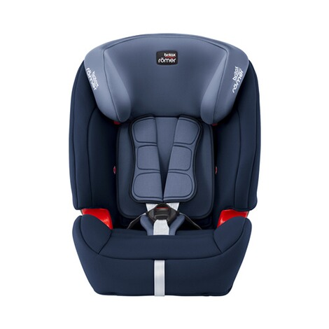 Britax Römer  Evolva 123SL SICT Kindersitz  moonlight blue 2