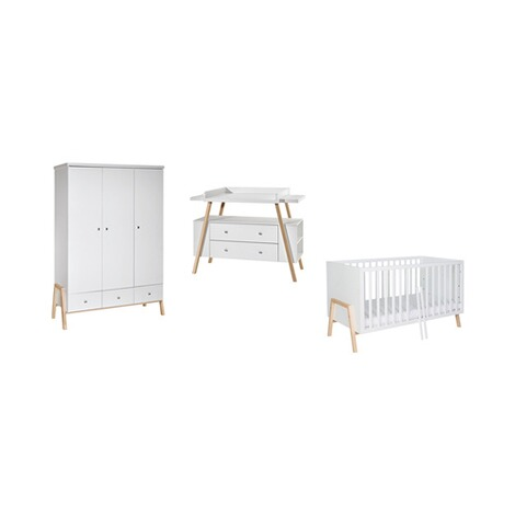 Schardt  3-tlg. Babyzimmer Holly Nature 2
