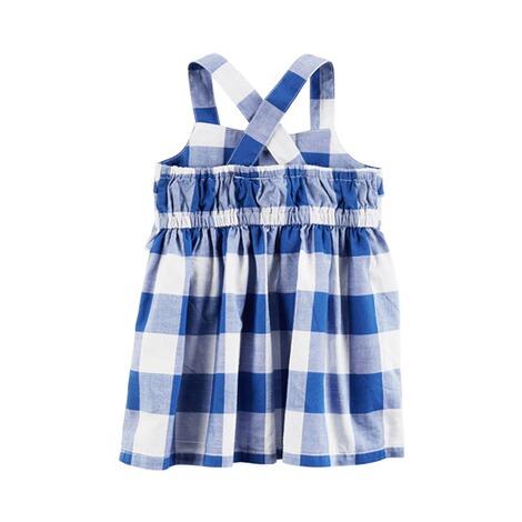 CARTER´S Kleid ohne Arm Karo online kaufen   baby-walz