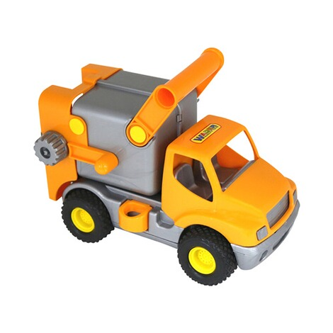 WADER QUALITY TOYS  Camion-poubelle 1