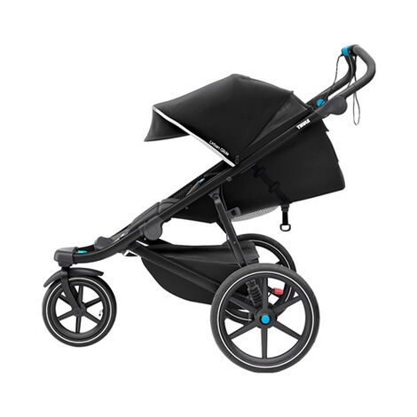 ThuleUrban Glide 2 Kinderwagen  Black on Black 2