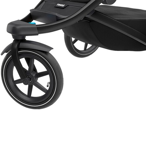 ThuleUrban Glide 2 Kinderwagen  Black on Black 3