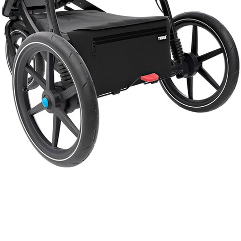 ThuleUrban Glide 2 Kinderwagen  Black on Black 4