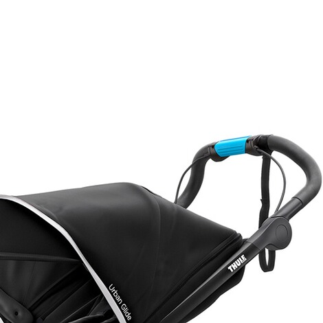 ThuleUrban Glide 2 Kinderwagen  Black on Black 5