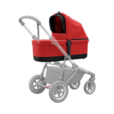 Thule  Tragewanne für Sleek  Energy Red 2