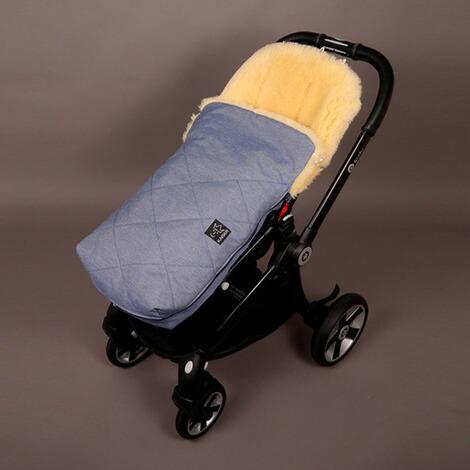 kaiser universal lammfell fu sack natura f r kinderwagen online kaufen baby walz. Black Bedroom Furniture Sets. Home Design Ideas