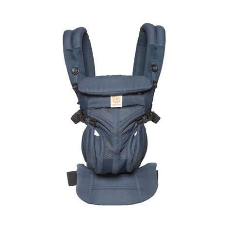 Ergobaby® OMNI 360 Cool Air Mesh Babytrage, 4 Tragepositionen  Midnight Blue 2