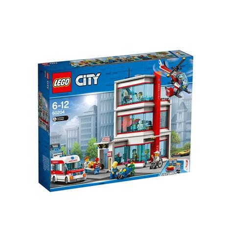 Lego® City Lego® L'hôpital Lego® 60204 L'hôpital 60204 City 60204 City N0m8Onvw