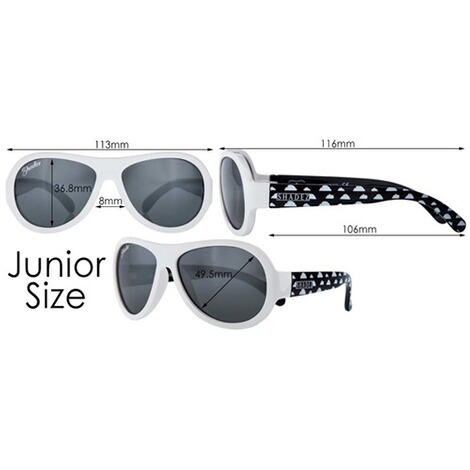 Shadez  Sonnenbrille Junior 3-7 Jahre  Ice Cream türkis 5