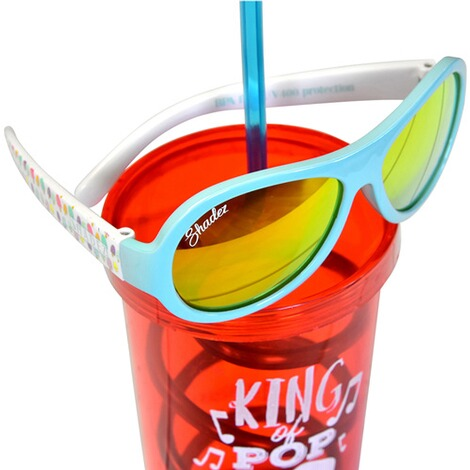 Shadez  Sonnenbrille Junior 3-7 Jahre  Ice Cream türkis 4