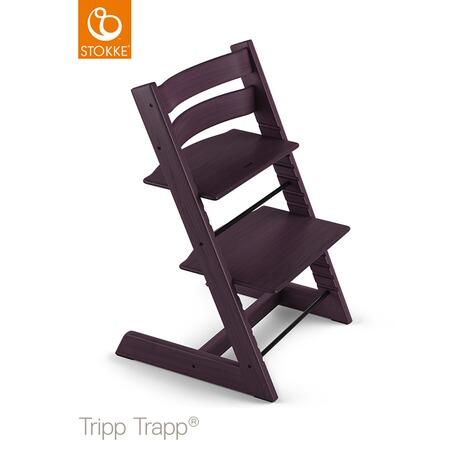 STOKKER TRIPP TRAPPR Chaise Haute Volutive Plum Purple