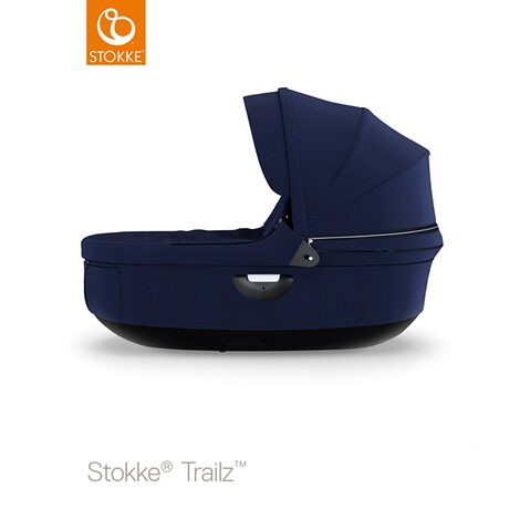 Stokke®  Tragewanne für Trailz, Crusi  black/deep blue 1