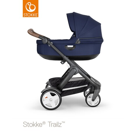Stokke®  Tragewanne für Trailz, Crusi  black/deep blue 2