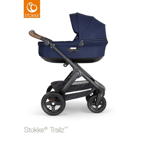 Stokke®  Tragewanne für Trailz, Crusi  black/deep blue 4