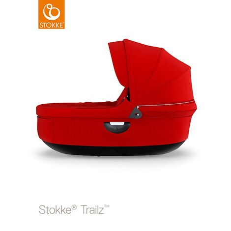 Stokke®  Tragewanne für Trailz, Crusi  black/red 1