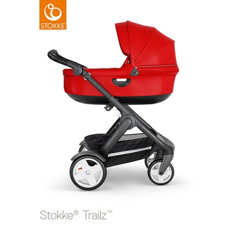 Stokke®  Tragewanne für Trailz, Crusi  black/red 2