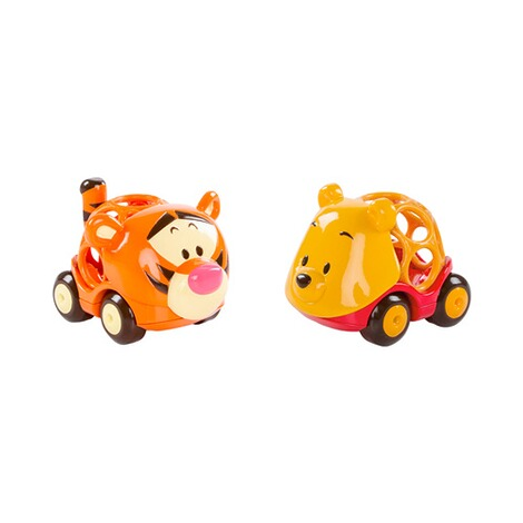 OBALL GO GRIPPERS Petites voitures Winnie l'Ourson 1