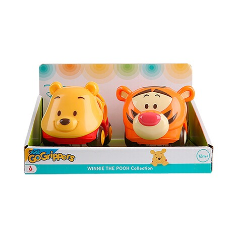 OBALL GO GRIPPERS Petites voitures Winnie l'Ourson 5