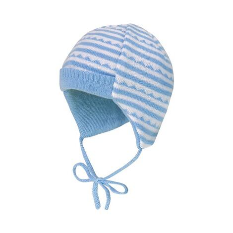 dd1e3d9a26cdb maximo Bonnet d'hiver en maille à rayures à commander en ligne ...