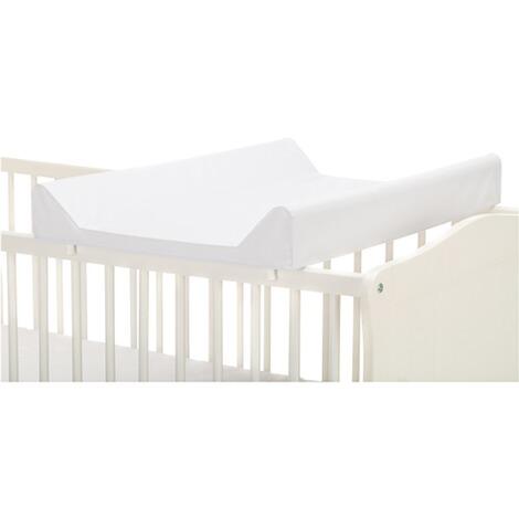 blanc BORNINO HOME Plan /à langer 50x80/cm matelas /à langer